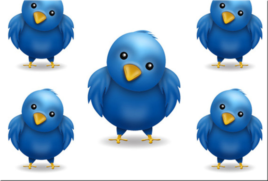 I will send you 5 multiple twitter accounts under one email