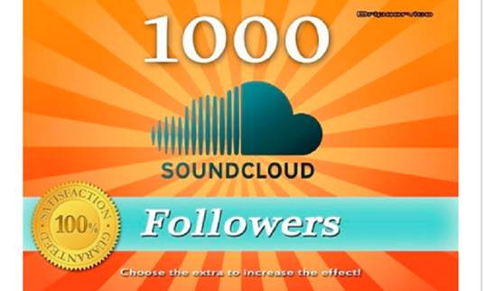 I will Provide 200 Soundcloud Followers