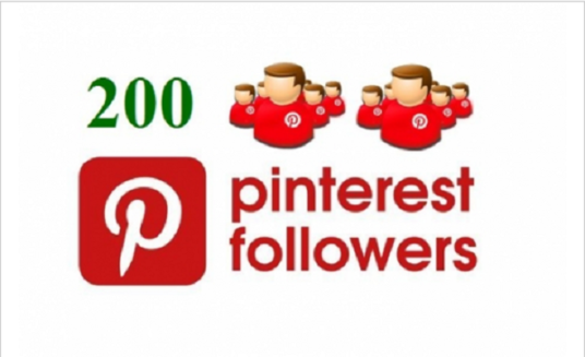 give you 200 Pinterest followers