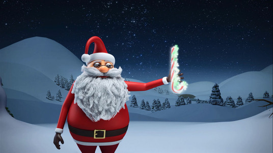 cccccc-design Amazing Christmas Video advertisement