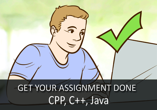I will  do CPP, C ,Java programming Assignment