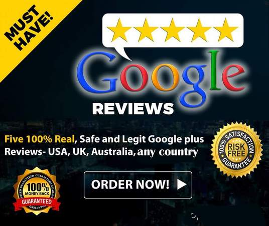 I will Provide 11 google plus 5star review boost your google rangking