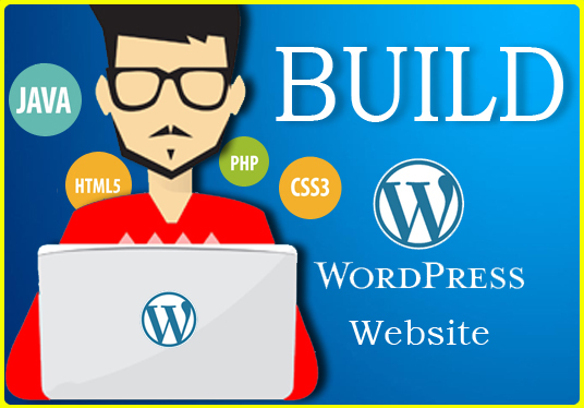 I will Build Modern WordPress Website