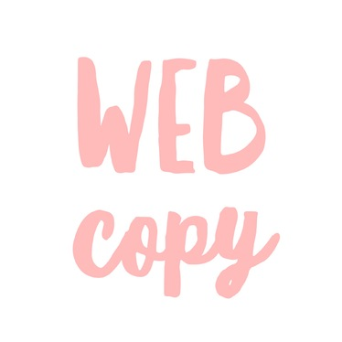 create AWESOME web copy
