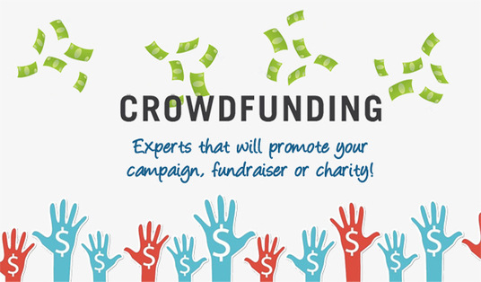I will promote your Crowdfunding, Fundraiser campaign