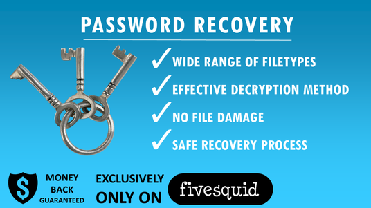 I will remove or decrypt your file from password