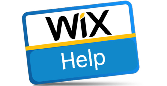 I will be a wix helper for you