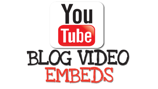 I will embed Youtube Videos to 1000 blogs to boost ranking