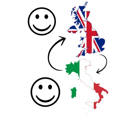 translate 500 words from English to Italian and viceversa