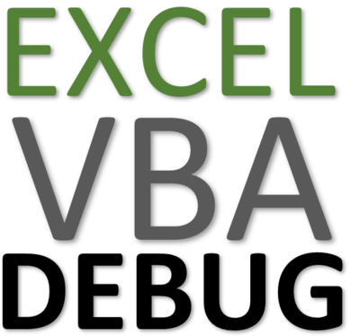 debug an Excel/VBA file of your choice