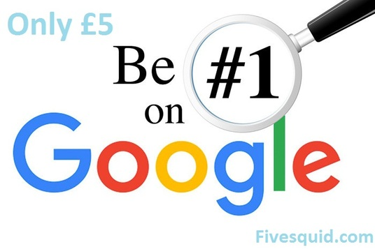 I will rank your Website First in Google with High PR Niche Backlinks
