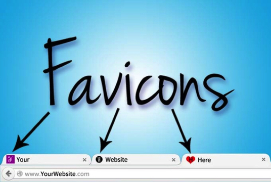 I will create a favicon from your logo or brand