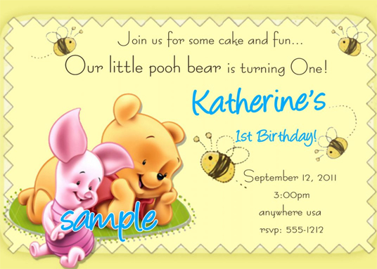 I will Design Great Looking Birthday or Party Invitations