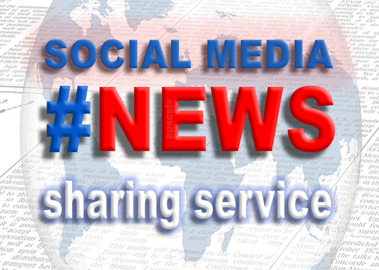 I will share your News on social media