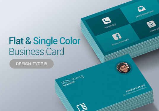 Provide you a flat colorful or single color business card for 5 cccccc provide you a flat colorful or single color business card reheart Gallery