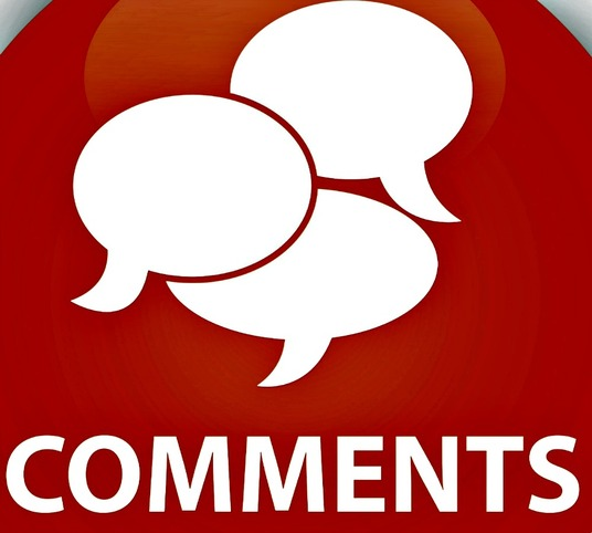 I will post comments on your Blog or website