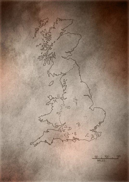 I will turn your map into fantasy map
