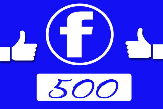 I will Give you 500+Instantly started Active Facebook Fan Page likes