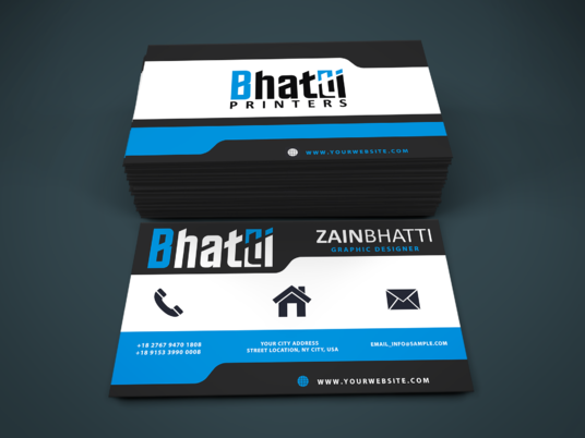 I will design eye catching Business Cards