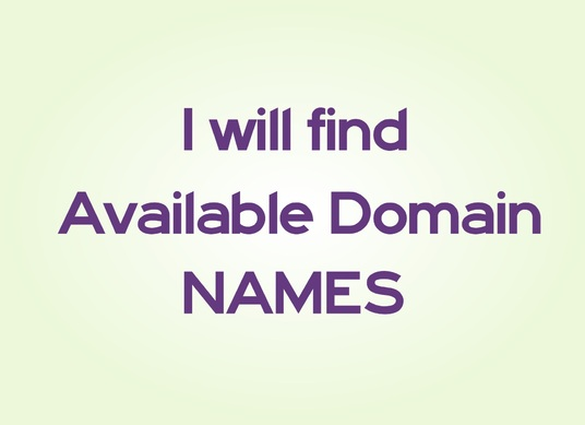 I will research 5 brand domain names