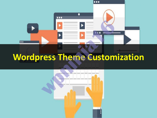 I will customize any wordpress theme with your content or demo