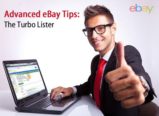 list your products on eBay using eBay TurboLister