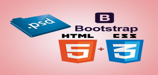 I will do PSD to Responsive website using HTML5, CSS3, Bootstrap3