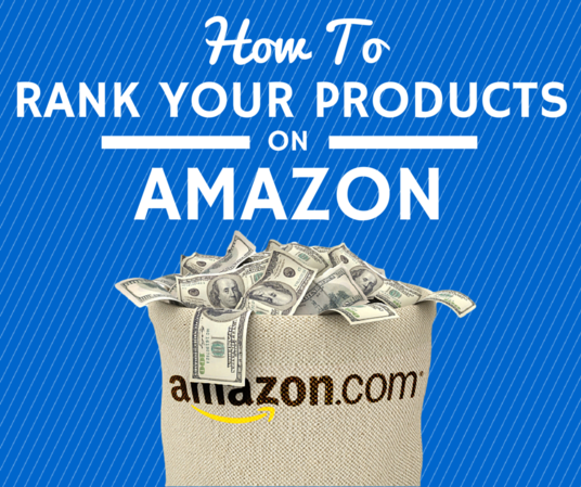 I will amazon product ranking