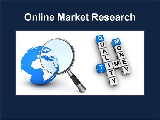 I will online medical, health and market research