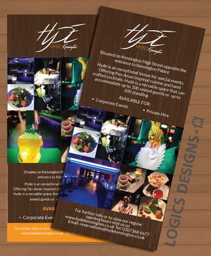 Design Great Looking Flyer Leaflet