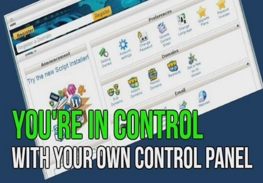 I will get you a 6-month PREMIUM Unlimited SSD Hosting Plan