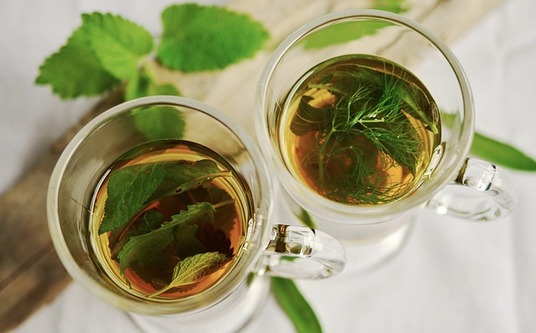 I will give you a herbal tea recipe to help your health complaint
