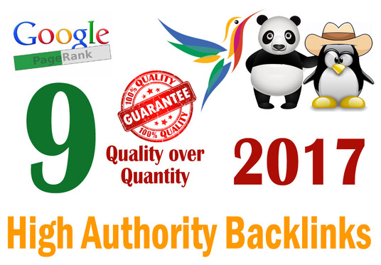 I will Create manually powerful high quality Backlinks with PageRank 9 plus login information del