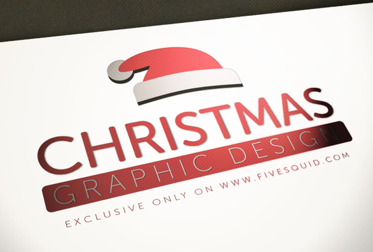 I will be your personal and professional CHRISTMAS graphic designer