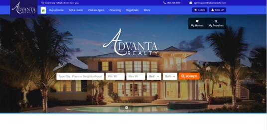 I will Design Website Front Page