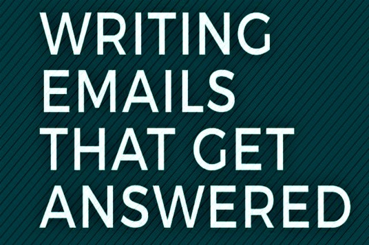 write a powerful sales Email