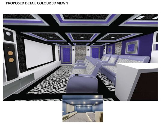I will give you interior solutions in 3D