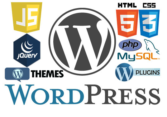 I will create a website for you with WordPress