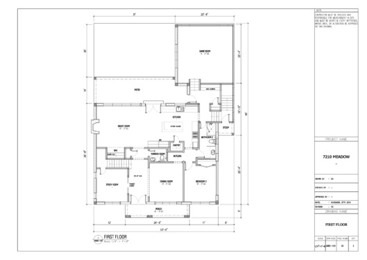 draw Elevation Architectural drawing with AutoCAD