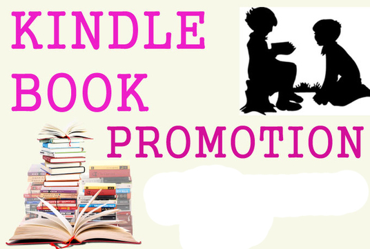 I will  do Kindle book promotion