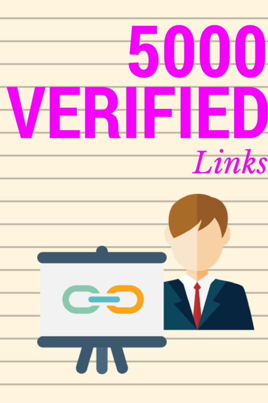 I will rank your UK website with 5000 VERIFIED do follow and EDU backlinks - unbeatable value