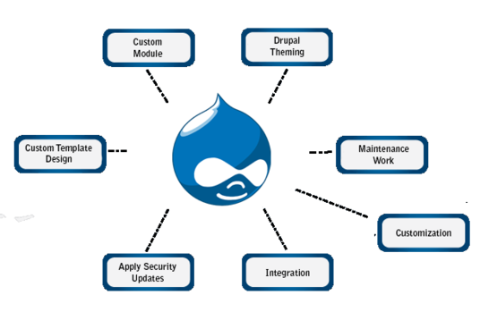 I will do any work on DRUPAL website like Plugin, Theme, Customization, Upgrade, Optimization