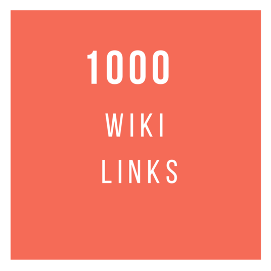 I will create 1000 Wiki profile backlinks to your site