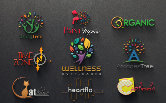 design creative logo within few hours with unlimited amendments for