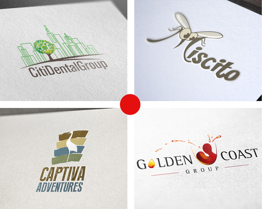 I will do Custom Professional logo design for you