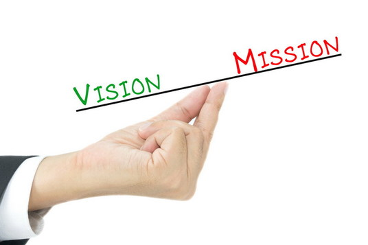 write an insightful mission statement for your company/business