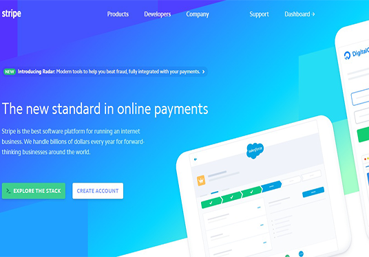 "I will integrate "" Stripe Payment "" on your website"