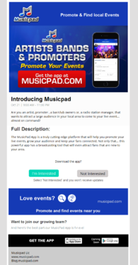 design responsive HTML email template for your email marketing campaign