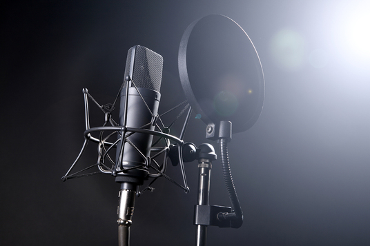 Record a great British Voiceover