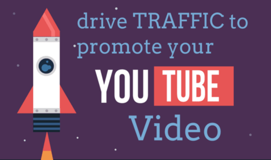 I will drive TRAFFIC to promote your YouTube video